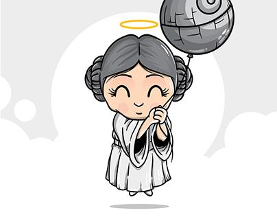 Princess Leia Tribute
