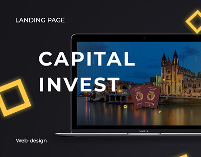 Capital | Landing Page
