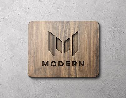 Wooden Sign Mockup Scenes