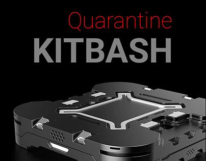 Quarantine Sci-fi KITBASH