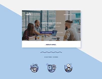 Home Loans Website