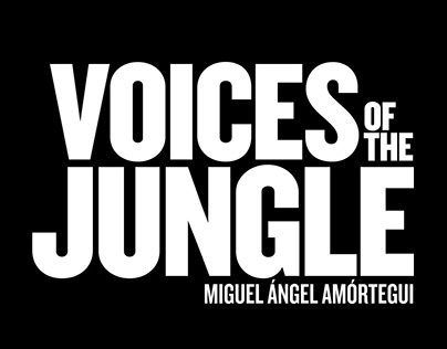 Voices of the Jungle Book Design