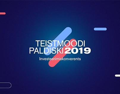 Teistmoodi Paldiski 2020 visual identity