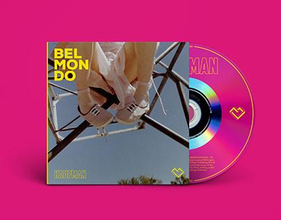 Belmondo – Kaufman (Official album cover)