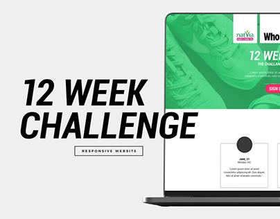 Natvia - 12 Week Challenge