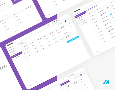 CRM app for AI data annotation company