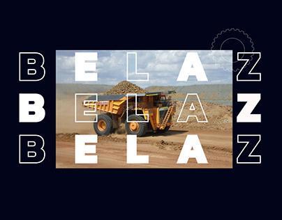 BELAZ REDESING WEBSITE