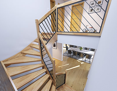STAIRS 007