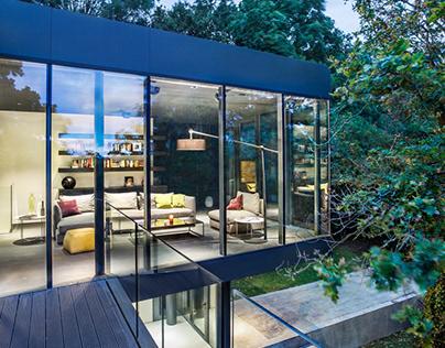 Madeira House in Bromley by Rado Iliev Design