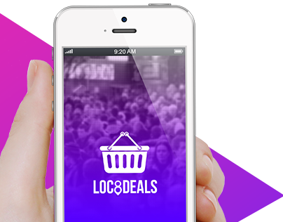 Loc8Deals- Offers & Coupon Apps