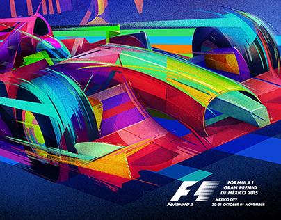 Ocesa / 2015 Formula 1 Mexican Grand Prix