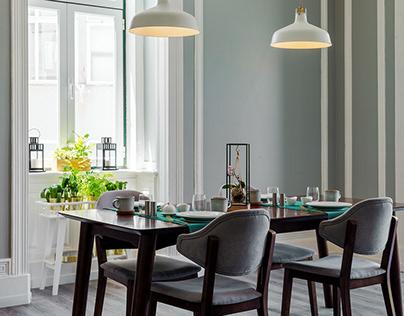 Interior Photography - Hygge Suites Lisbon