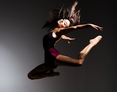 Gabrielle Jumps!