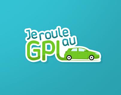 Je roule au GPL