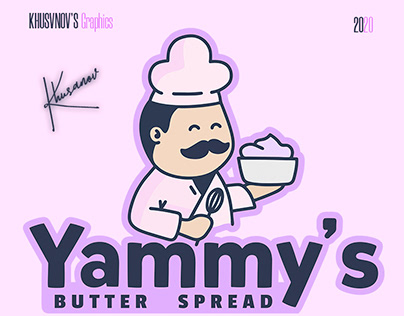 YAMMY's Butter Spread | Web-site landing