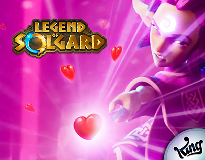 Legend of Solgard - Facebook page rebrand