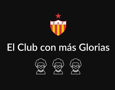 El Club con más Glorias