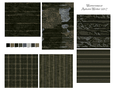 CAD for Textiles - repeats, colorways & co-ordinates