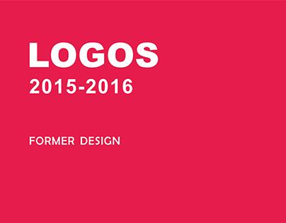 2015-2016 LOGO DESIGN   FORMER
