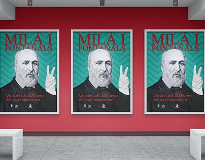 MILÀ I FONTANALS - 200 anys