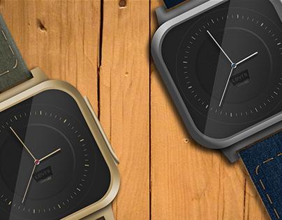 Levi's Watches Concept