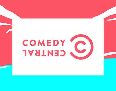 Comedy Central | TV Branding