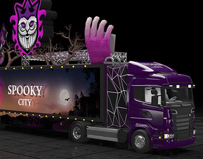 """Spooky city"" Roadshow"