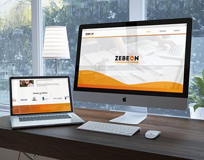 Website design Zebeon