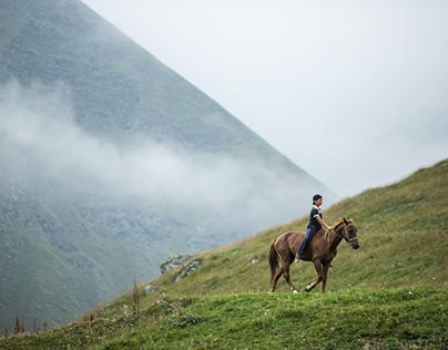 Travel Photography - Caucasus, Georgia