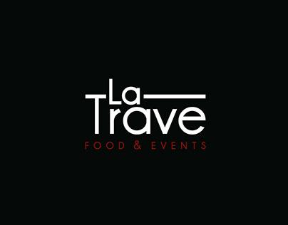 Rebranding La Trave Catering