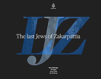 The last Jews of Zakarpattia - Longform, AJE