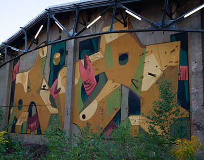 Mural / IBUG 2019