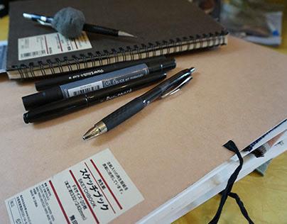EDDIE BAUER: Seasonal Sketchbook Concepts