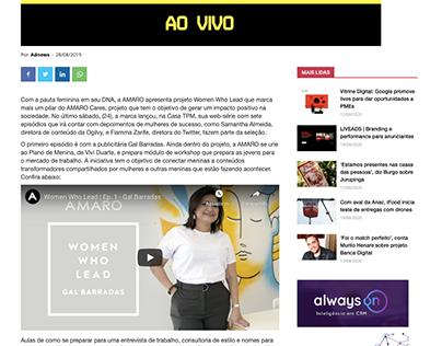 Portifólio - Ana Catharina Bessa
