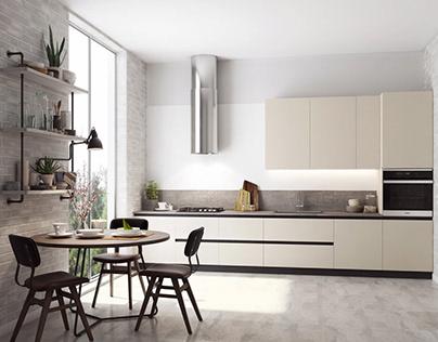 EVOLUTION kitchen by INSTYLE