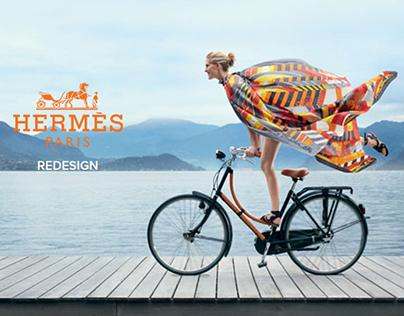 Hermès redesign