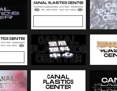 Canal Plastics Branding System Revisit