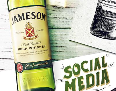 Jameson Whiskey Mexico
