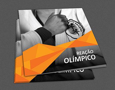 Artwork for the social project Instituto Reação