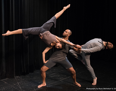 USF 2016 Fall Dance Concert promotional photography