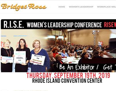 R.I.S.E. Women's Leadership Conference (blog post)