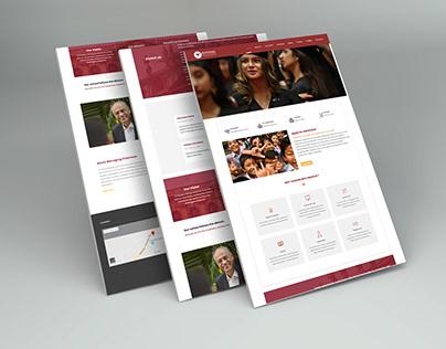 Candor NPS | Website