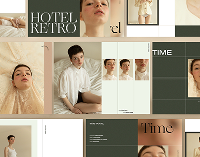 Hotel Retro / Time Travel | Stories Collective