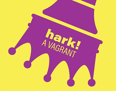 HARK! A VAGRANT POSTER