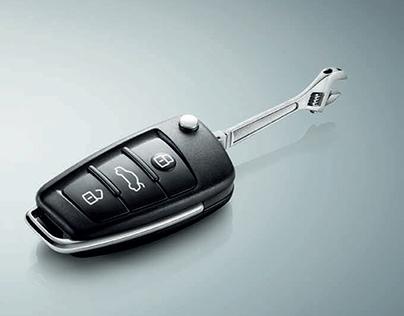 Audi Service - ADV PRINT
