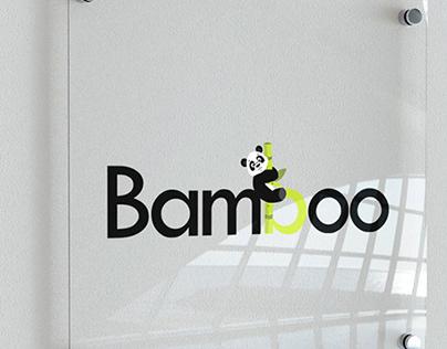 Bamboo- logo design #dailylogochallengeday3