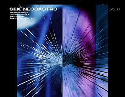 """Neocastro - SEK"" Artwork"