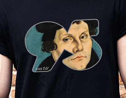 Martin Luther 95 Thesis Apparel