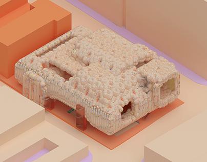 Monster Bathhouse SFO