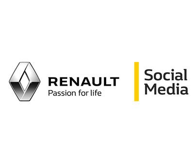 Renault Braillard - Social Media